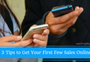 how to make sales online